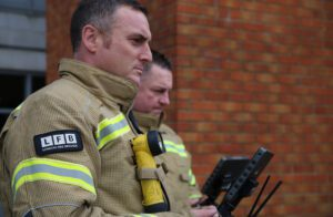 Drones to Support our Fire Brigades